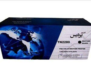قیمت کارتریج ایرانی پردیس TN2280 BROTHER