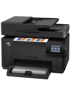 پرینتر چندکاره لیزری رنگی اچ پی مدل LaserJet Pro MFP M177fw