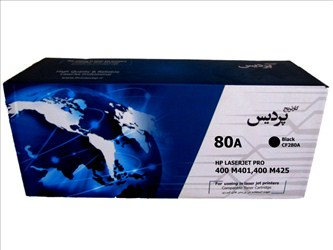کارتریج ایرانی لیزری پردیس 80A HP