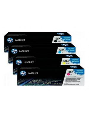 کارتریج لیزری HP 125A سری کامل