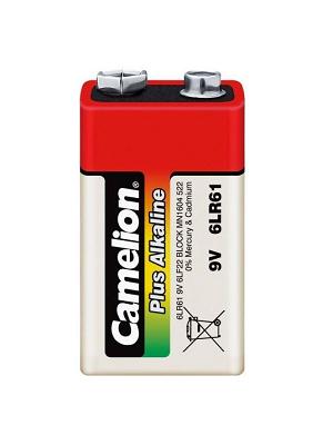 باتری کتابی کملیون مدل Plus Alkaline 6LR61