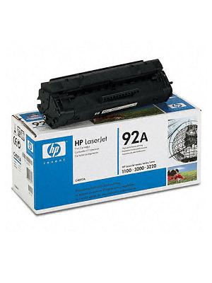 تعمیر و شارژ کارتریج لیزری hp 92A|قیمت شارژ کارتریج لیزری hp 92A