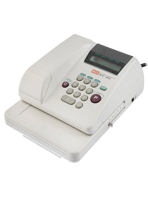دستگاه پرفراژ چک مکس مدل EC-90