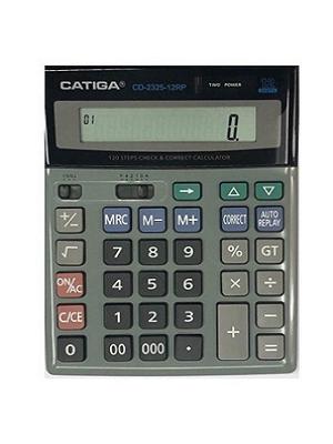 ماشین حساب رومیزی کاتیگا CD-2325-12RP