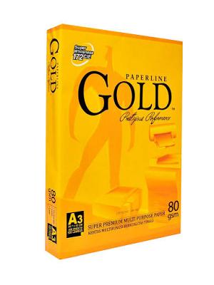 کاغذ A3 گلد gold A3 paper