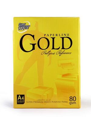 کاغذ A4 گلد Gold A4 Paper