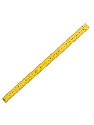 خط کش فلزی سایز 50 سانتی متر
