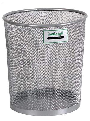 سطل زباله اداری بزرگ تور و فلز
