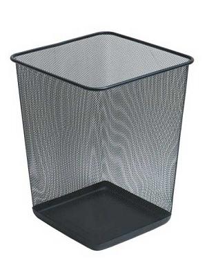 سطل زباله اداری کوچک تور و فلز