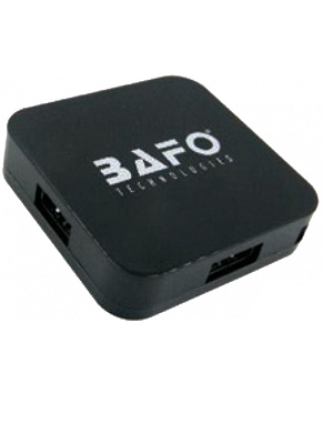 هاب یو اس بی 4 پورت بافو BAFO 4 Port USB 2.0 HUB BF-H300