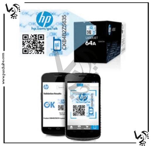 تشخیص و شناسایی کارتریج لیزری اصلی و اورجینال HP