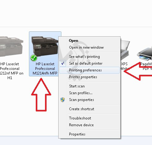 روش گزارشگیری از چاپگر در کامپیوتر